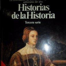 Libros de segunda mano: HISTORIAS DE LA HISTORIA, CARLOS FISAS, ED. PLANETA. Lote 72745967