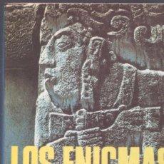Livres d'occasion: CONSTRUYENDO ARCAS. LOS ENIGMAS DEL PASADO - OSCAR FONCK SIEVEKING - EDT. CRUZ DEL SUR, S.L. 1976.. Lote 72749415