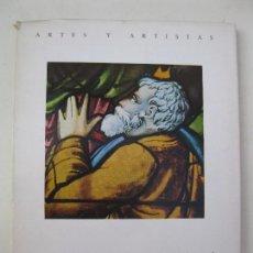 Libros de segunda mano: LA VIDRIERA DEL RENACIMIENTO EN ESPAÑA - VÍCTOR NIETO ALCAIDE - INSTITUTO DIEGO VELÁZQUEZ - AÑO 1970. Lote 72795947