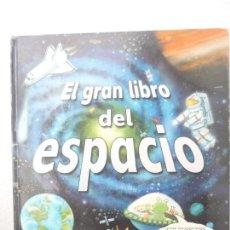 Libros de segunda mano: EL GRAN LIBRO DEL ESPACIO ¡CON DIVERTIDAS VENTANAS Y SORPRENDENTES DESPLEGABLES! EDI SUSAETA MD429. Lote 72817483