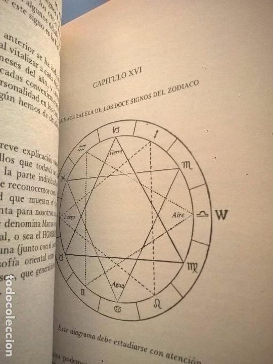 Libros de segunda mano: LOS SIGNOS DEL ZODIACO. ALAN LEO. - Foto 5 - 56919916
