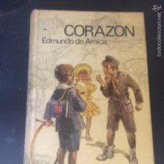 Libros de segunda mano - Corazón edmundo de Amicis - 72865950