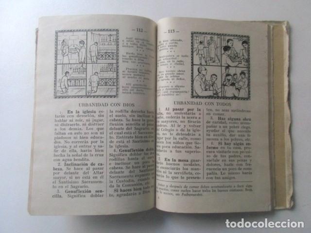 Libros de segunda mano: LECCIONES DE JESÚS, P. LUIS RIBERA, GRÁFICAS CLARET, BARCELONA, AÑO 1955 - Foto 5 - 72925739