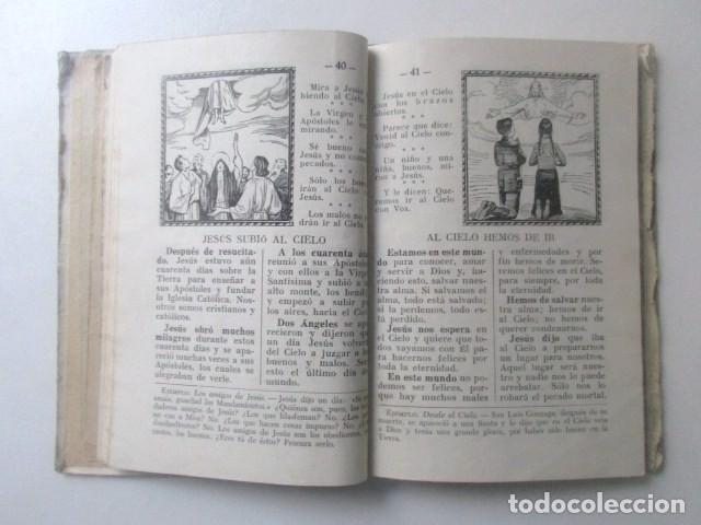 Libros de segunda mano: LECCIONES DE JESÚS, P. LUIS RIBERA, GRÁFICAS CLARET, BARCELONA, AÑO 1955 - Foto 6 - 72925739