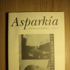 Libros de segunda mano: ASPARKIA - INVESTIGACIÓN FEMINISTA - Nº 8, LA MUJER PERFECTA EXISTE - UNIVERSITAT JAUME I, 1997. Lote 72928855