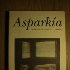 Libros de segunda mano: ASPARKIA - INVESTIGACIÓN FEMINISTA - Nº 9, IMÁGENES Y REPRESENTACIONES DE GÉNERO - UJI, 1998. Lote 72931143
