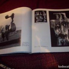 Libros de segunda mano: ALBERT ROUILLER.ESCULTOR/SCULPTEUR. DEDICATORIA Y FIRMA ORIGINAL DEL ARTISTA. UNA JOYA!!!!!!!!!!. Lote 72933475