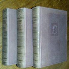 Libros de segunda mano: HISTORIA GENERAL / 3 TOMOS / TIEMPOS ANTIGÜOS, TIEMPOS MEDIOS Y TIEMPOS MODERNOS / A. DEL CASTILLO. Lote 73009355