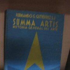 Libros de segunda mano: SUMMA ARTIS. Hª GENERAL DEL ARTE (VOL. XV). ARTE DEL RENACIMIENTO EN EL NORTE Y EL CENTRO DE EUROPA. Lote 109817251