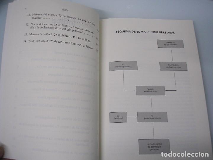 Libros de segunda mano: El Marketing personal y el caso de Martín Mardones - Javier García San Vicente - 1998 ¡NUEVO! - Foto 5 - 73414311