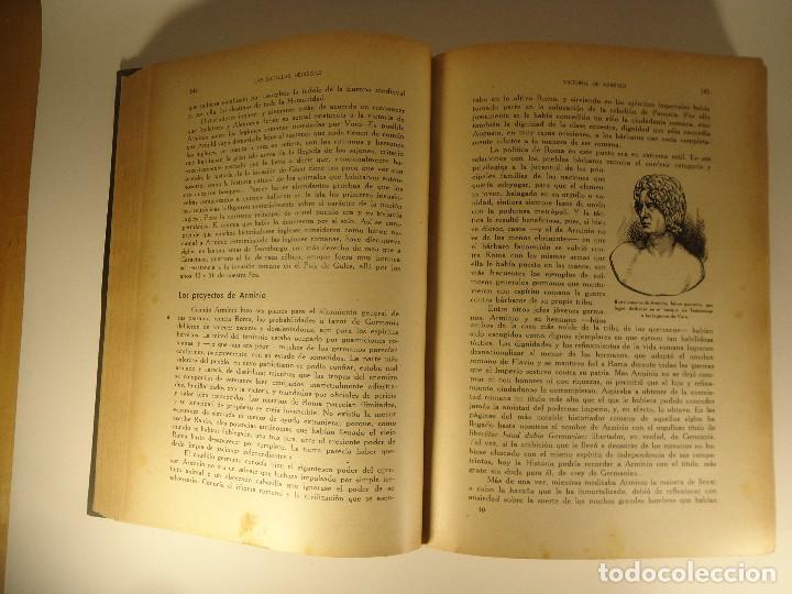 Libros de segunda mano: LIBRO LAS BATALLAS DECISIVAS EN LA HISTORIA DEL MUNDO EDUARDO S. CREASY 1940 BATALLAS GUERRAS - Foto 6 - 73482123