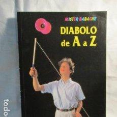 Libros de segunda mano: MISTER BABACHE DIABLO DE A-Z . Lote 73498815