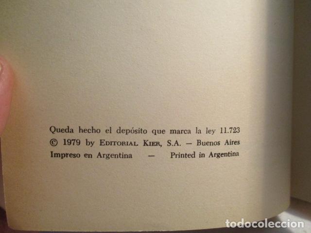 Libros de segunda mano: SUS MAS HERMOSOS ESCRITOS. - DOMINGO SOLER, AMALIA. KIER - Foto 5 - 73537455