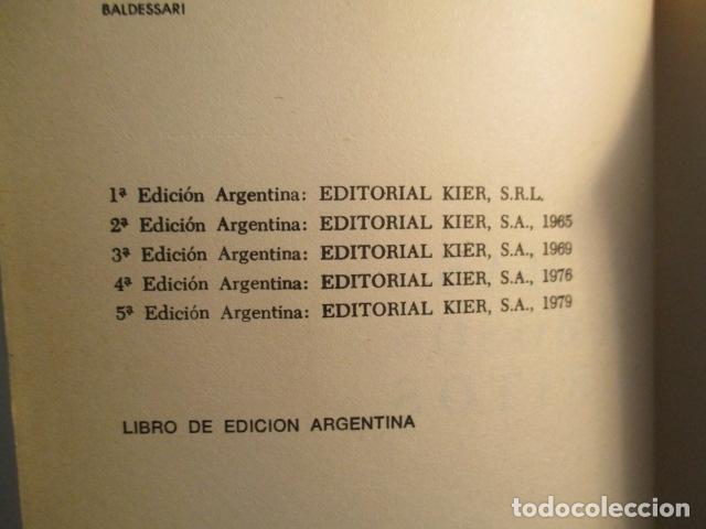 Libros de segunda mano: SUS MAS HERMOSOS ESCRITOS. - DOMINGO SOLER, AMALIA. KIER - Foto 8 - 73537455
