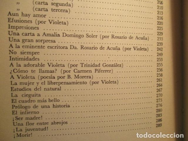Libros de segunda mano: SUS MAS HERMOSOS ESCRITOS. - DOMINGO SOLER, AMALIA. KIER - Foto 13 - 73537455
