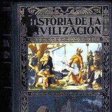 Libros de segunda mano: HISTORIA DE LA CIVILIZACIÓN (HERRERO MIGUEL. SOPENA 1941) SIN USAR, DAÑADO. Lote 73638411