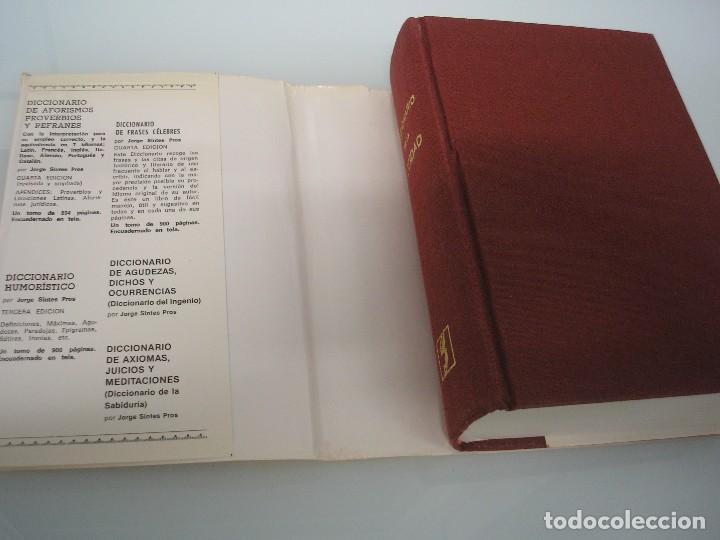 Libros de segunda mano: Diccionario de principios, consejos y meditaciones - De la felicidad - Editorial Sintes - 1989 - Foto 2 - 73960107