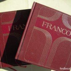 Libros de segunda mano: FRANCO, ESPAÑA Y LOS ESPAÑOLES (2 TOMOS) - ALAIN LAUNAY - CIRCULO AMIGOS DE LA HISTORIA 1975, 1ª ED.. Lote 73974979