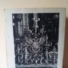 Libros de segunda mano: SANTIAGO ALCOLEA - ARS HISPANIAE - HISTORIA UNIVERSAL DEL ARTE HISPANICO, VOLUMEN VIGESIMO. Lote 73988411