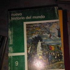 Libros de segunda mano: EUROPA 1789-1848. Lote 73995799