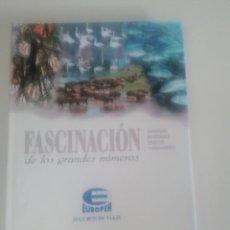 Libros de segunda mano: FASCINACION DE LOS GRANDES NUMEROS.MANADAS, BANDADA, BANCOS, ENJAMBRES-1998-1º ED-TAPA DURA. Lote 74000419