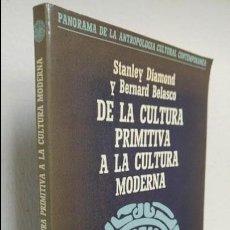 Libros de segunda mano - DE LA CULTURA PRIMITIVA A LA CULTURA MODERNA - 74177531
