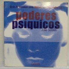 Libros de segunda mano: PODERES PSIQUICOS. Lote 74228347