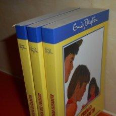 Libros de segunda mano: SERIE LA TRAVIESA ELIZABETH - ENID BLYTON - COLECCIÓN COMPLETA 3 LIBROS. Lote 74278771