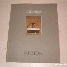 Libros de segunda mano: VV. AA. MUSEO NACIONAL DE ARTE ROMANO. MÉRIDA. RMT78668. . Lote 74305495
