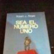 Libros de segunda mano: SEA EL NUMERO UNO - AUTOAYUDA Y SUPERACIÓN- ROBERT J. RINGER. ED. GRIJALVO.. Lote 139777537