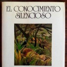 Libros de segunda mano - El conocimiento silencioso por Carlos Castaneda San Lorenzo de El Escorial Swan. 1ª edición 1988 - 74336687