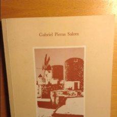Libros de segunda mano: BREU HISTORIA D'INCA - GABRIEL PIERAS SALOM -. Lote 74338983