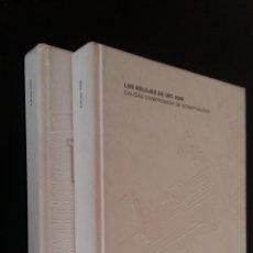 Libros de segunda mano: LOS RELOJES DE IWC / 2005 Y 2006 / CALIDAD COMPROBADA DE SCHAFFHAUSEN. Lote 74460515