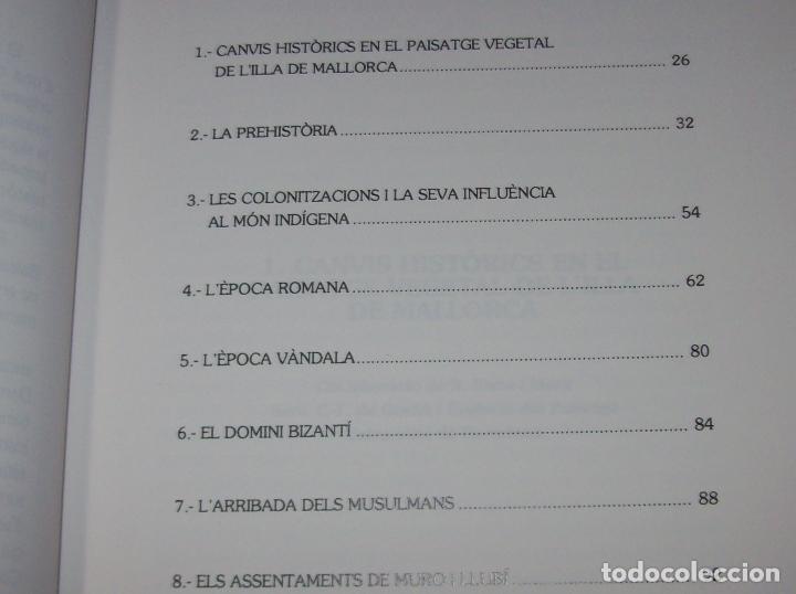 Libros de segunda mano: HISTÒRIA DE MURO. 4 VOLUMS.PREHISTÒRIA - 1229 / 1229-1349 / 1350 - 1516 /1516 - 1715 . MALLORCA - Foto 5 - 138065616