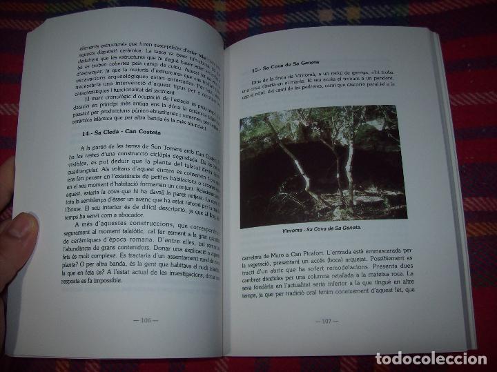 Libros de segunda mano: HISTÒRIA DE MURO. 4 VOLUMS.PREHISTÒRIA - 1229 / 1229-1349 / 1350 - 1516 /1516 - 1715 . MALLORCA - Foto 11 - 138065616