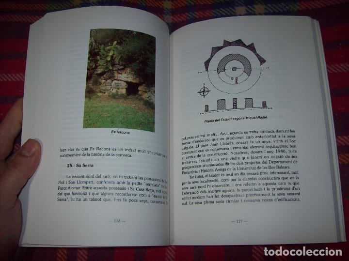 Libros de segunda mano: HISTÒRIA DE MURO. 4 VOLUMS.PREHISTÒRIA - 1229 / 1229-1349 / 1350 - 1516 /1516 - 1715 . MALLORCA - Foto 12 - 138065616