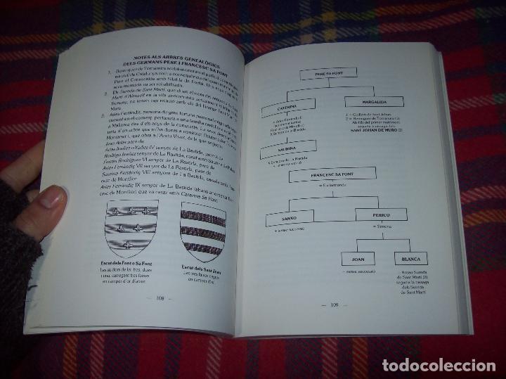 Libros de segunda mano: HISTÒRIA DE MURO. 4 VOLUMS.PREHISTÒRIA - 1229 / 1229-1349 / 1350 - 1516 /1516 - 1715 . MALLORCA - Foto 34 - 138065616