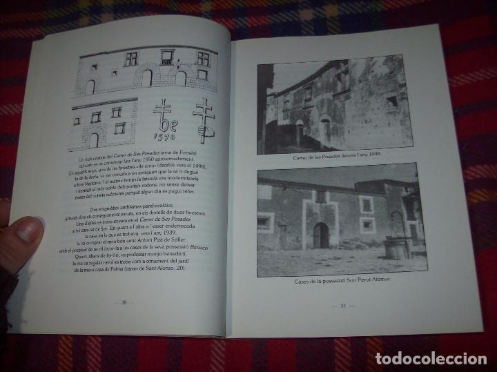 Libros de segunda mano: HISTÒRIA DE MURO. 4 VOLUMS.PREHISTÒRIA - 1229 / 1229-1349 / 1350 - 1516 /1516 - 1715 . MALLORCA - Foto 52 - 138065616