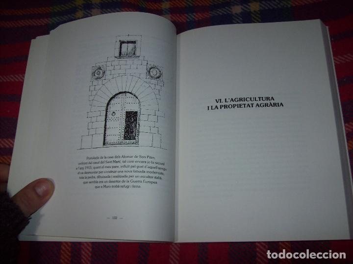Libros de segunda mano: HISTÒRIA DE MURO. 4 VOLUMS.PREHISTÒRIA - 1229 / 1229-1349 / 1350 - 1516 /1516 - 1715 . MALLORCA - Foto 55 - 138065616