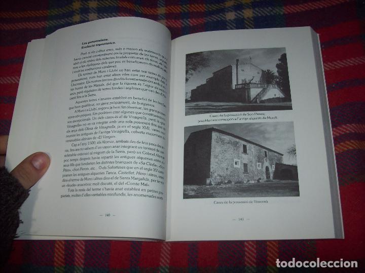 Libros de segunda mano: HISTÒRIA DE MURO. 4 VOLUMS.PREHISTÒRIA - 1229 / 1229-1349 / 1350 - 1516 /1516 - 1715 . MALLORCA - Foto 56 - 138065616