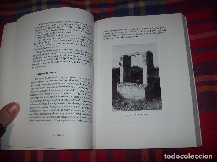 Libros de segunda mano: HISTÒRIA DE MURO. 4 VOLUMS.PREHISTÒRIA - 1229 / 1229-1349 / 1350 - 1516 /1516 - 1715 . MALLORCA - Foto 58 - 138065616