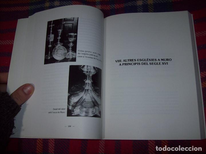 Libros de segunda mano: HISTÒRIA DE MURO. 4 VOLUMS.PREHISTÒRIA - 1229 / 1229-1349 / 1350 - 1516 /1516 - 1715 . MALLORCA - Foto 59 - 138065616