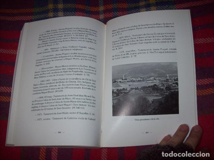 Libros de segunda mano: HISTÒRIA DE MURO. 4 VOLUMS.PREHISTÒRIA - 1229 / 1229-1349 / 1350 - 1516 /1516 - 1715 . MALLORCA - Foto 68 - 138065616