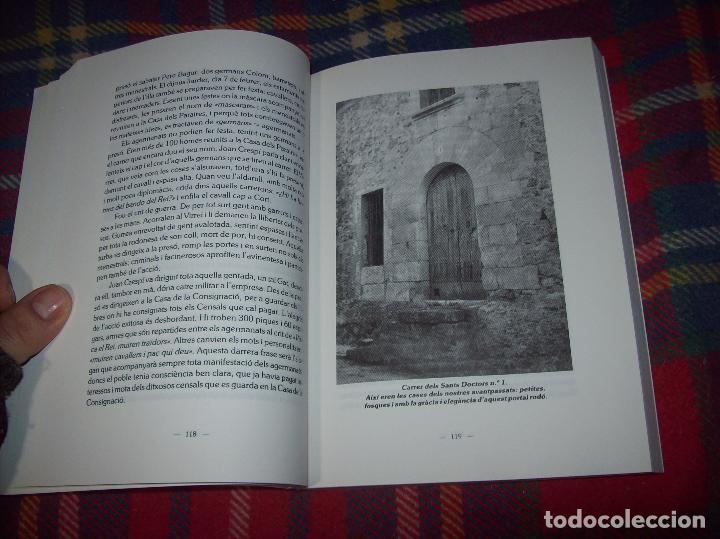 Libros de segunda mano: HISTÒRIA DE MURO. 4 VOLUMS.PREHISTÒRIA - 1229 / 1229-1349 / 1350 - 1516 /1516 - 1715 . MALLORCA - Foto 82 - 138065616