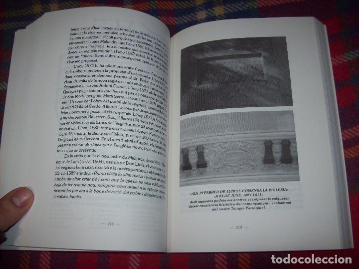 Libros de segunda mano: HISTÒRIA DE MURO. 4 VOLUMS.PREHISTÒRIA - 1229 / 1229-1349 / 1350 - 1516 /1516 - 1715 . MALLORCA - Foto 85 - 138065616