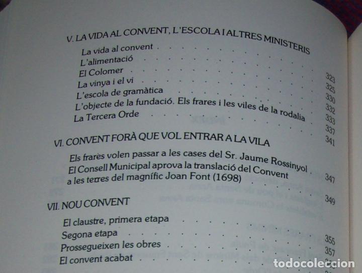 Libros de segunda mano: HISTÒRIA DE MURO. 4 VOLUMS.PREHISTÒRIA - 1229 / 1229-1349 / 1350 - 1516 /1516 - 1715 . MALLORCA - Foto 91 - 138065616
