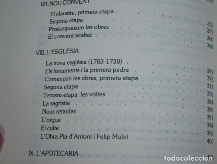 Libros de segunda mano: HISTÒRIA DE MURO. 4 VOLUMS.PREHISTÒRIA - 1229 / 1229-1349 / 1350 - 1516 /1516 - 1715 . MALLORCA - Foto 92 - 138065616