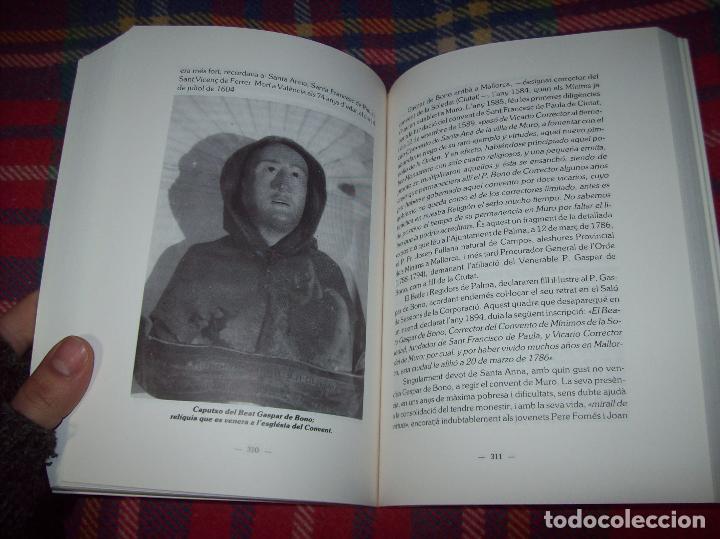 Libros de segunda mano: HISTÒRIA DE MURO. 4 VOLUMS.PREHISTÒRIA - 1229 / 1229-1349 / 1350 - 1516 /1516 - 1715 . MALLORCA - Foto 95 - 138065616