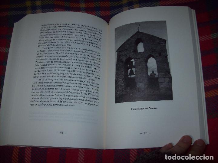 Libros de segunda mano: HISTÒRIA DE MURO. 4 VOLUMS.PREHISTÒRIA - 1229 / 1229-1349 / 1350 - 1516 /1516 - 1715 . MALLORCA - Foto 98 - 138065616