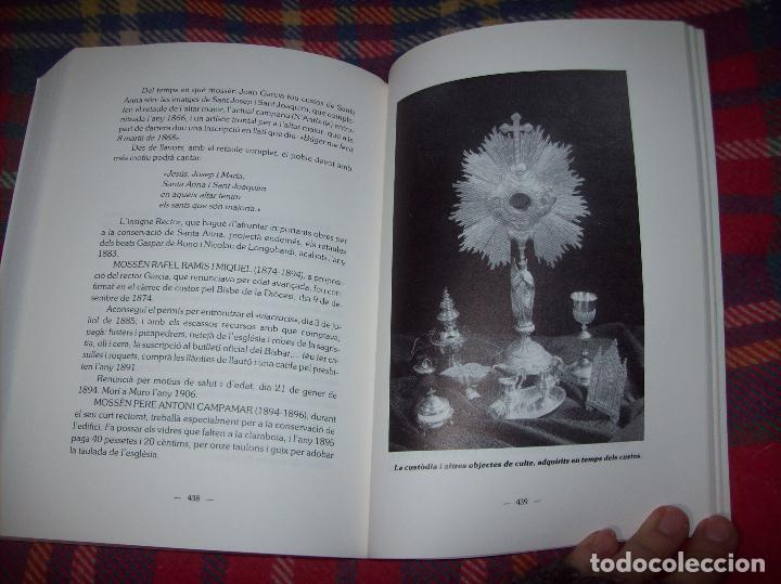Libros de segunda mano: HISTÒRIA DE MURO. 4 VOLUMS.PREHISTÒRIA - 1229 / 1229-1349 / 1350 - 1516 /1516 - 1715 . MALLORCA - Foto 102 - 138065616